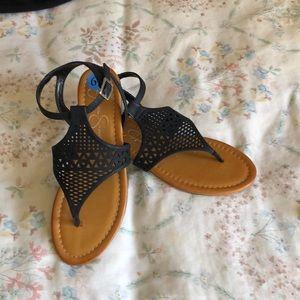 Jessica Simpson Sandals Size 6.5 NWOT